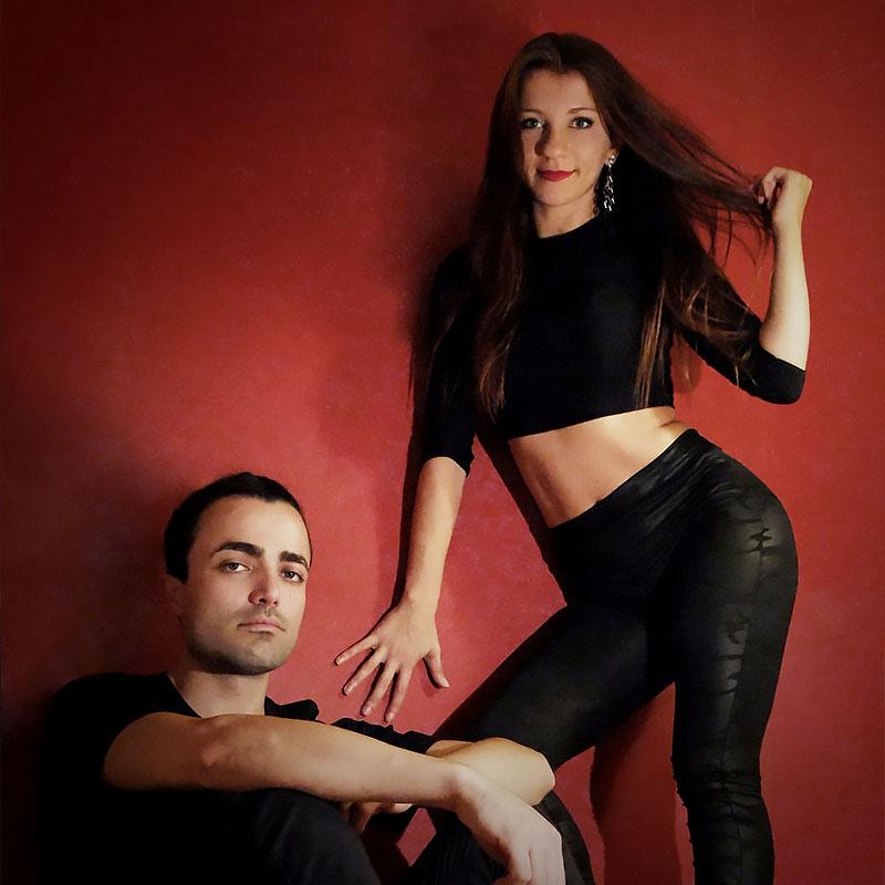 Behnam & Catharine